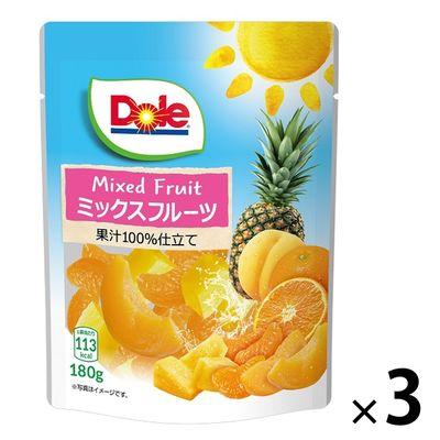 フルーツパウチ ミックスフルーツ3個