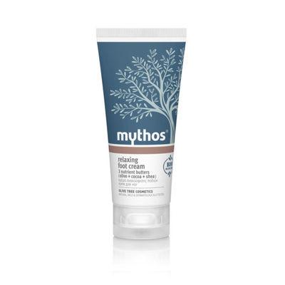 mythosフットオリーブ+ココア+シア