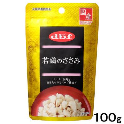 デビフペット 若鶏のささみ 100g 290541 1セット(3個入)