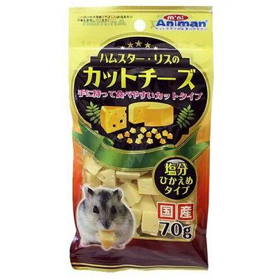 ハムスター・リスのカットチーズ 70g おやつ 182575 1セット(3個入)