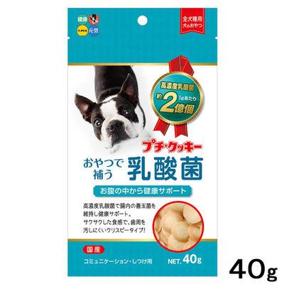 プチ・クッキー 乳酸菌 40g 303000 1セット(3個入)