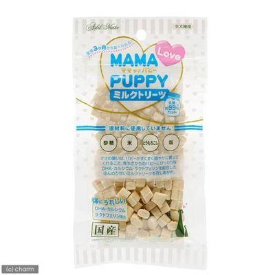 ママラブパピー ミルクトリーツ 60g 犬 おやつ 154155 1セット(3個入)