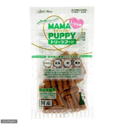 ママラブパピー トリーツフード 60g 犬 おやつ 154156 1セット(3個入)