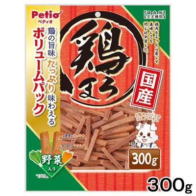 鶏まろ 野菜入り 300g 犬 おやつ 248067 1セット(3個入)
