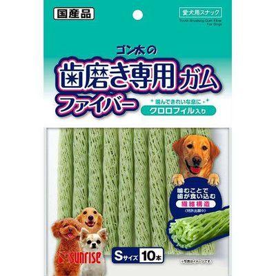 マルカン ゴン太の歯磨き専用ガムS 3個