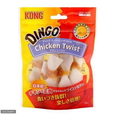 チキンツイスト ミニサイズ 7本入 犬 おやつ ガム 164206 1セット(3個入)