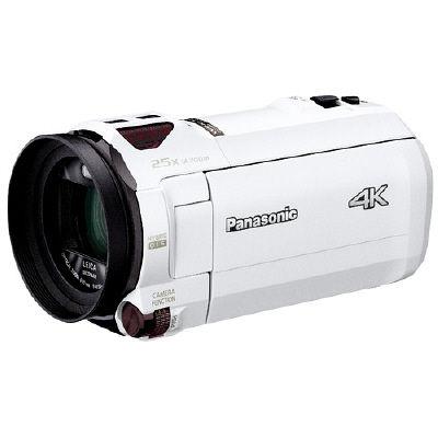 パナソニック デジタル4Kビデオカメラ (ホワイト) HC-VZX990M-W 1台  (直送品)