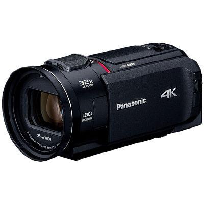 パナソニック デジタル4Kビデオカメラ (ブラック) HC-WZX1M-K 1台  (直送品)
