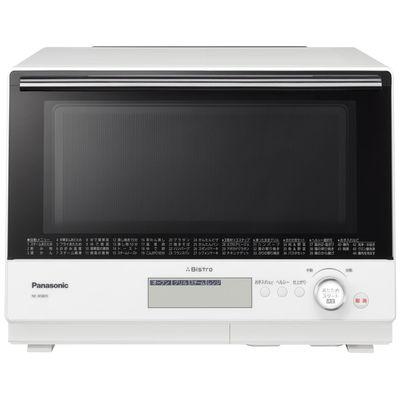 パナソニック スチームオーブンレンジ (ホワイト) NE-BS805-W 1台  (直送品)