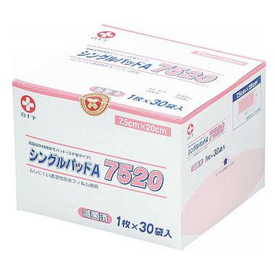白十字 シングルパットA 1箱