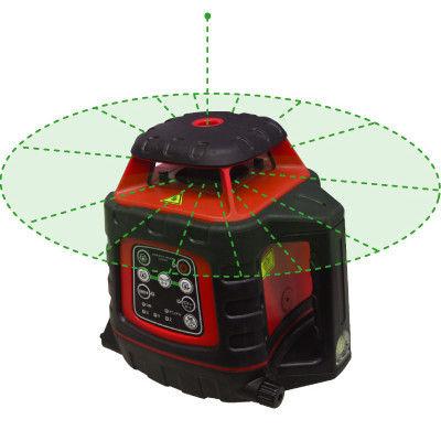 STS 縦横回転グリーンレーザレベル(受光器・リモコン付) GSL-VH10 1個 (直送品)