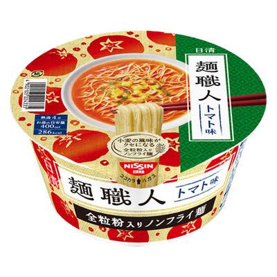 日清食品 日清麺職人 トマト味 12個