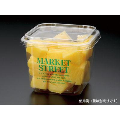 パックスタイル PSマルチカップ角 751 MS 緑 00506558 1包:600枚(50×12) (直送品)