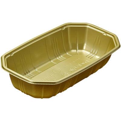 パックスタイル PS BPフルーツ 2L ゴールド 00506575 1包:1000枚(100×10) (直送品)