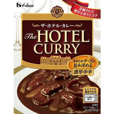 ザ・ホテル・カレー 濃厚中辛 1個