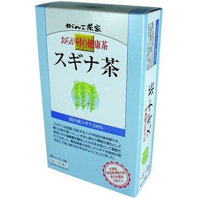 おらが村の健康茶 スギナ茶TB 4943663555066 がんこ茶家