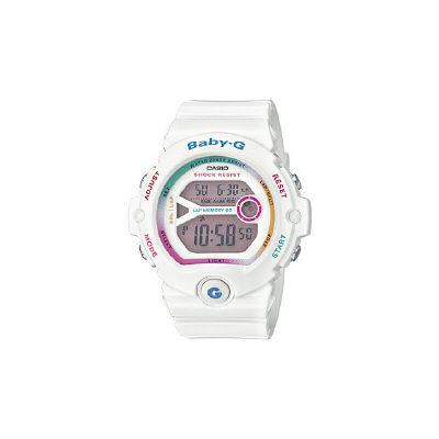 new style 9b344 9c698 カシオ 腕時計Baby-G BG-6903-7CJF ホワイト 1個