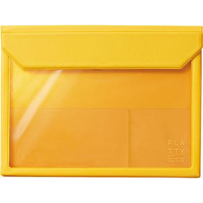 FLATTY A5 黄色