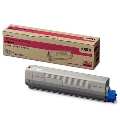 沖データ TNR-C3LM3 トナーカートリッジ(小) マゼンタ (C841dn /C811dn/C811dnーT) 1個 (直送品)