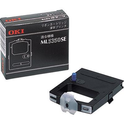 沖データ RN1-00-004 詰替え用インクリボン(ML5350SE用) 1巻 (直送品)