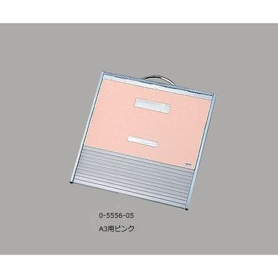 アズワン ナースインデックス A3用11枚(ピンク) 1冊 0-5556-05 (直送品)