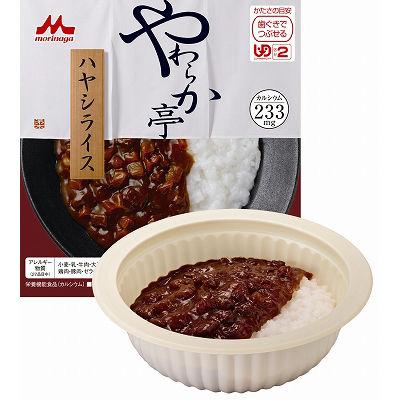 クリニコ やわらか亭(ハヤシライス) 1ケース(6個入) 648306 (直送品)