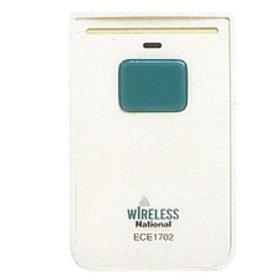 マルセンオオキ ワイヤレスコールカード発信器 ECE1702P 1台 06-3471-01(直送品)