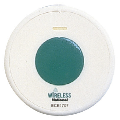 ワイヤレスコール卓上発信器本体