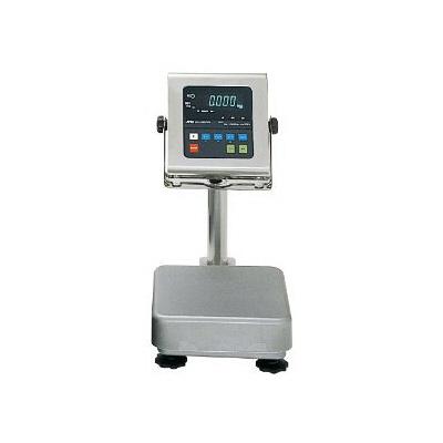 エー・アンド・デイ(A&D) 取引証明用(検定付) 防塵・防水 デジタル台はかり 地区3 秤量(3kg/6kg/15kg) HV-15KVWP-K (直送品)