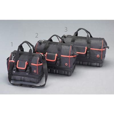 420da1c73344 エスコ(esco) 490x210x330mmツールバッグ(ラバーベース付) 1個 EA925HB-