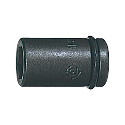 HiKOKI(ハイコーキ) ロングソケット組 24mm 60L 四角寸法19.0 00955033 (旧日立工機) (直送品)