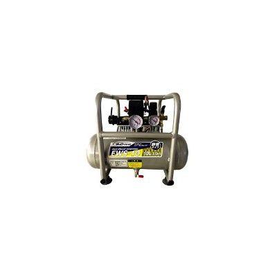 シンセイ 静音コンプレッサー 10L EWS-10 (直送品)