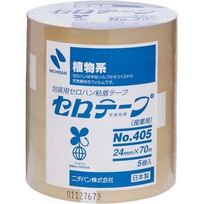 セロテープR 大巻 NO.405 24mmx70m 405-24X70(直送品)