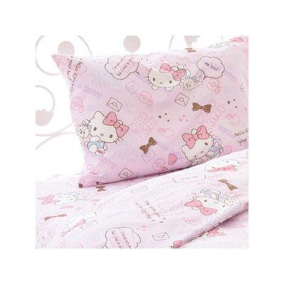 ベッド用カバー3点セット キティ