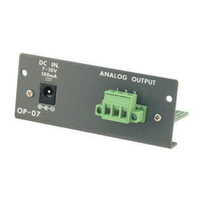AD-4406A用アナログ出力(4~20mA) AD4406-07 エー・アンド・デイ (直送品)