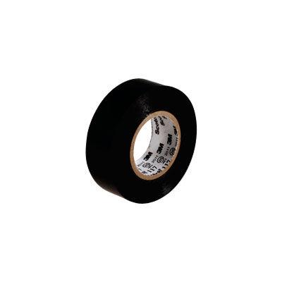 3M(スリーエム ジャパン) Scotch(スコッチ) 電気絶縁用ビニルテープ 117 黒 19mm×10m 117 BLA 10 15個 (直送品)