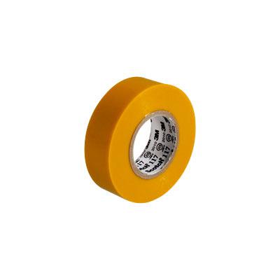 3M(スリーエム ジャパン) Scotch(スコッチ) 電気絶縁用ビニルテープ 117 黄 19mm×10m 117 YEL 10 15個 (直送品)