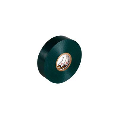 3M(スリーエム ジャパン) Scotch(スコッチ) ビニルテープ 35 緑 19mm×20m 35 GRE 2個 (直送品)