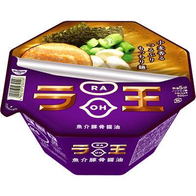 ラ王 魚介豚骨醤油 3個