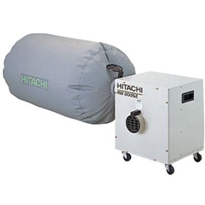 HiKOKI(ハイコーキ) 200L 木工用集塵機 搬送 ブロワ(送風) RW200S2 (旧日立工機) (直送品)
