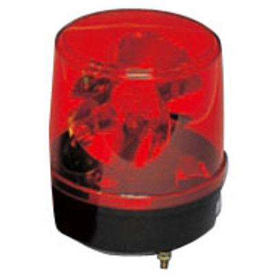 つくし工房 回転灯 赤色 AC100V 6250-R (直送品)