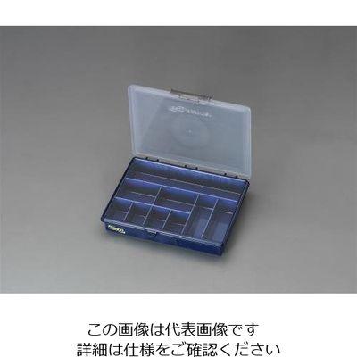 407dea1da719 アスクル】エスコ(esco) 240x195x43mm/外寸パーツケース 1セット(6個 ...