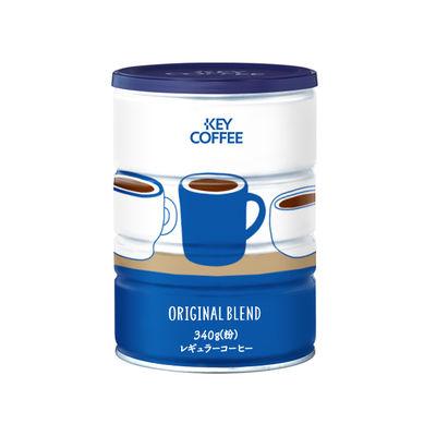 キーコーヒー オリジナルブレンド1缶