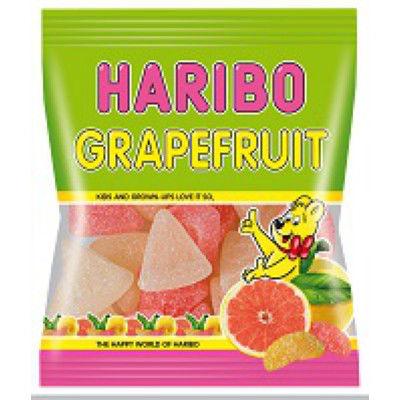 ハリボー グレープフルーツ 1袋
