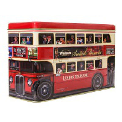 ロンドンバス缶 1個