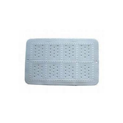 Croydex すべり止めお風呂マット(すべり止めバスマット) ブルー S 5012044040367(直送品)
