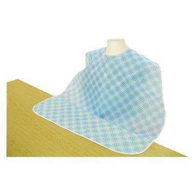 幸和製作所 テイコブ 食事用エプロン(ポケット付き)AP04 ブルー AP04(直送品)