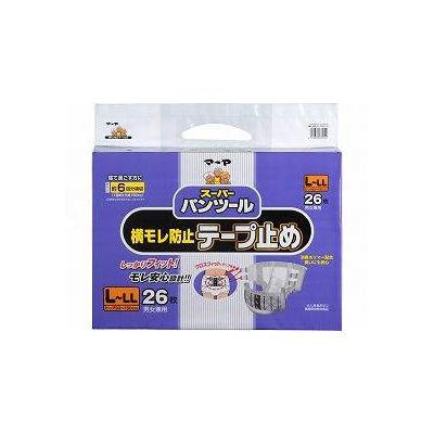 東陽特紙 スーパーパンツール横モレ防止テープ止め 袋 L-LL 4974638678954(直送品)