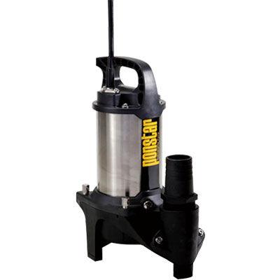 工進 汚物用水中ポンプ ポンスター 50Hz用 PZ-550 (直送品)