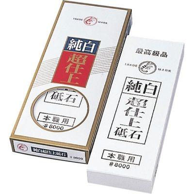 純白超仕上砥石 台ナシ エビ印 IF-0001 ナニワ研磨工業 (直送品)